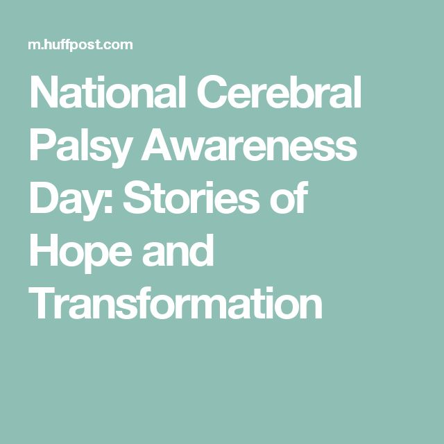 cerebral palsy dating stories