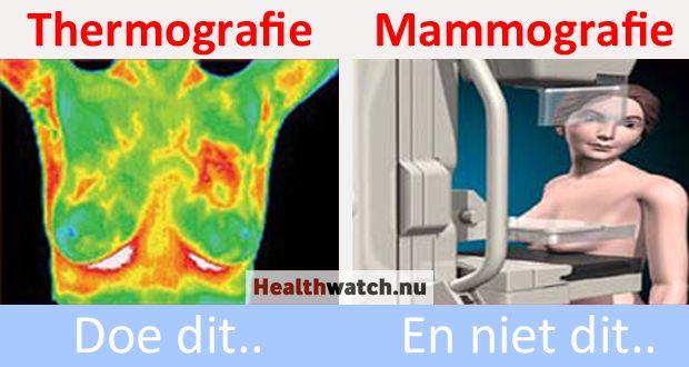 Volgens de farmaceutische industrie helpt mammografie om borstkanker in een vroeg stadium te detecte...