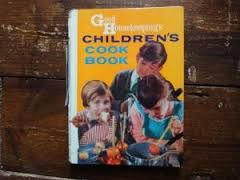 The very first cookery book I owned