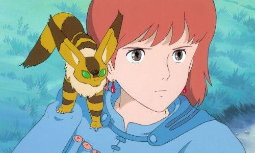 Nausicaä of the Valley of the Wind (pinning for image)