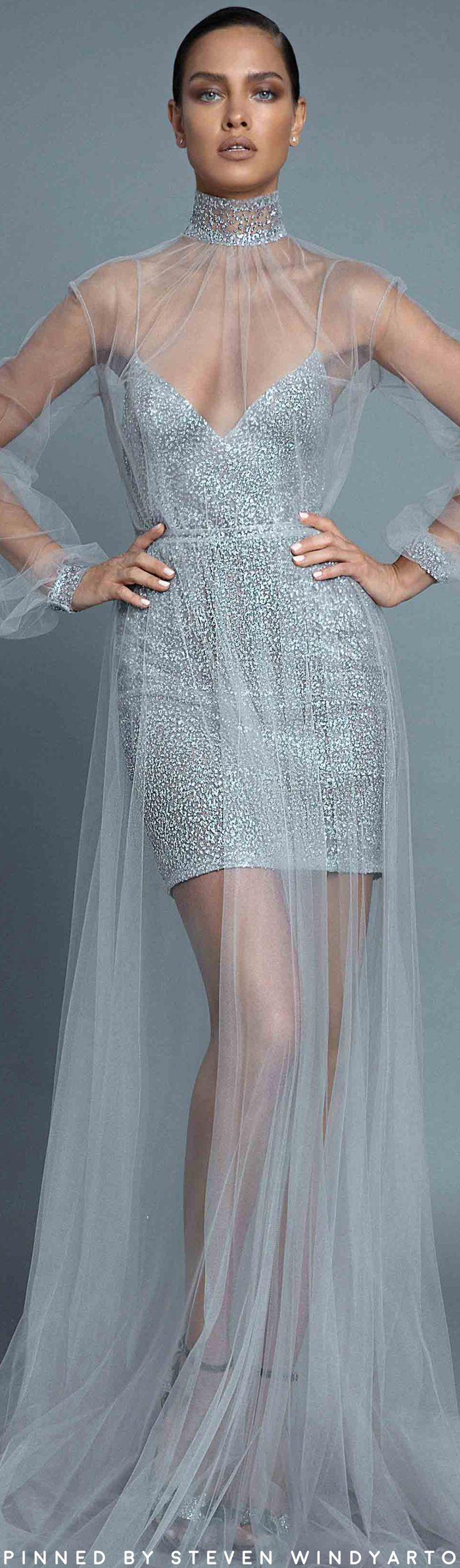 Berta Fall 2019 Evening Gown Lookbook #fall2019 #fw19 #womenswear