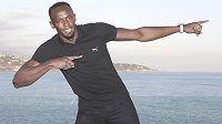 Jamajský sprinter Usain Bolt se stal nejlepším atletem uplynulého roku.