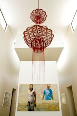 We were commissioned to make a vertical stacked version of our 'flower of life' chandelier for an art collectors home in Johannesburg. #willowlamp #bespokelighting #chandelier #interior #lighting #interiors #inspiredinteriors #lightingdesign #customlighting #chandelier #interiordesign #interiordecor #interiorstyle #interiorlovers #interior4all #interior4u #interiordecorating #interiorstylings #interiorarchitecture #interiores #interiorandhome #interiorforinspo #deco #homedesign #homestyle