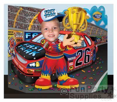 Racing Car Photo Prop