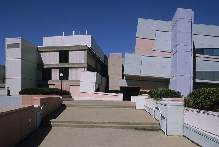Aronoff Center for Design and Art, Cincinnati OH (1988-96) Peter - schüller küchen fronten