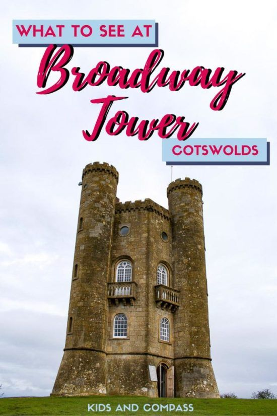 Broadway Tower, Worcestershire, UK is one of the best known attractions in the Cotswolds. There's plenty to do here for families from climbing the tower to exploring the secret nuclear bunker buried nearby and walking along the Cotswold Way. Read on for where to eat and stay at Broadway Tower.