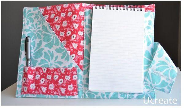 Riley Blake Designs Blog: Design Team Wednesday~Notebook Folder Tutorial