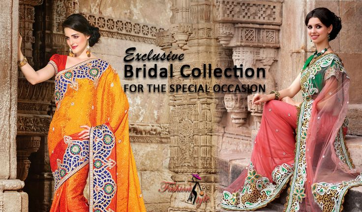 Exclusive Bridal Collection For This Special Wedding Session #NewYear    #Monday  #SalmanKhan http://www.fashion4style.com/