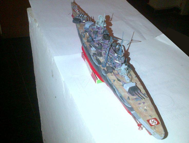 Dkm Scharnhorst, con camara de buena calidad