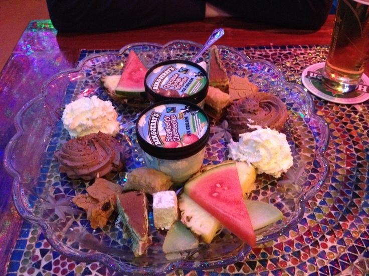Delicious Dessert @ Bazaar, Amsterdam, NL