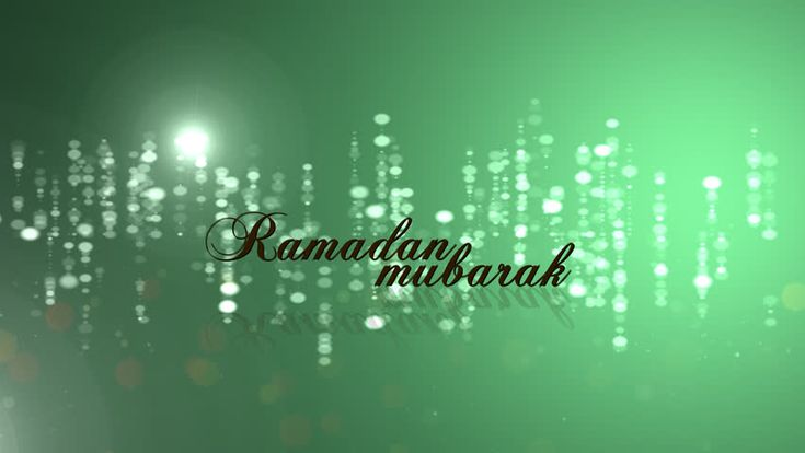 Ramadan Wishes In English | Ramadan Mubarak And Islamic Symbolic Motion Light Colorful Background | Fasting of Ramadan, Best Ramzan Wishes And Have a Blessed Ramadan Kareem.