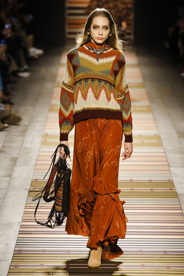 Etro Fall 2018 Ready-to-Wear Collection - Vogue