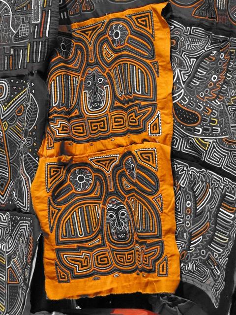 Incredible Mola! Black/Orange