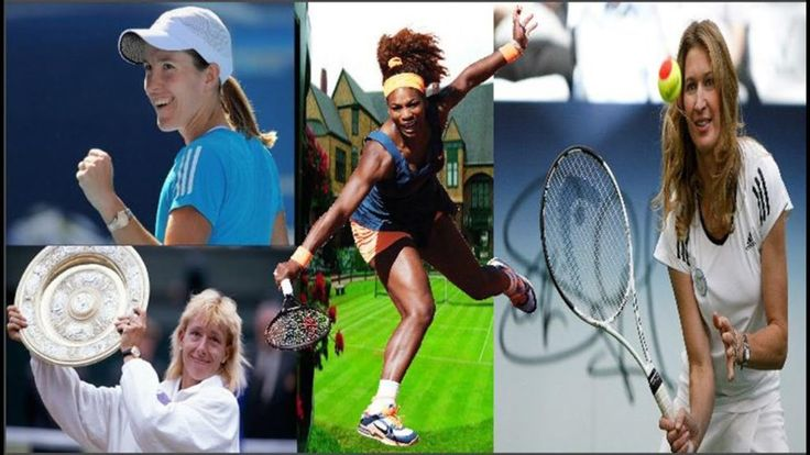 10 Greatest Female Tennis Players of All Time | Tennis Legends :http://www.khbuzz.com/2017/12/18/10-greatest-female-tennis-players-time/