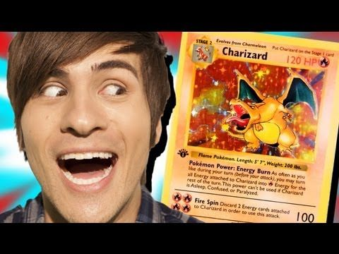 THE RAREST POKEMON CARD! | by Smosh