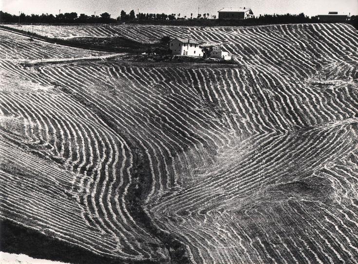 Mario Giacomelli - Metamorphosis of the Land - 1955-1968