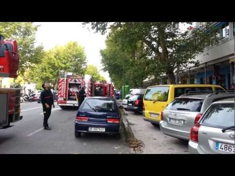 Periodismo Ciudadano: Incendio en Sevilla