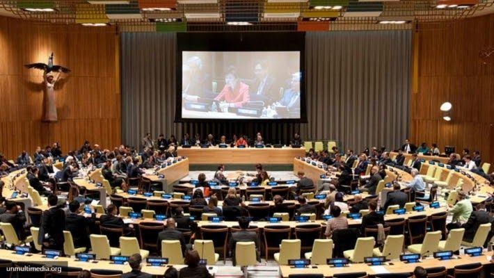 Третий комитет Генассамблеи ООН 15 ноября принял проект резолюции  о нарушении прав человека в Крыму. В этой резолюции Россия впервые в...