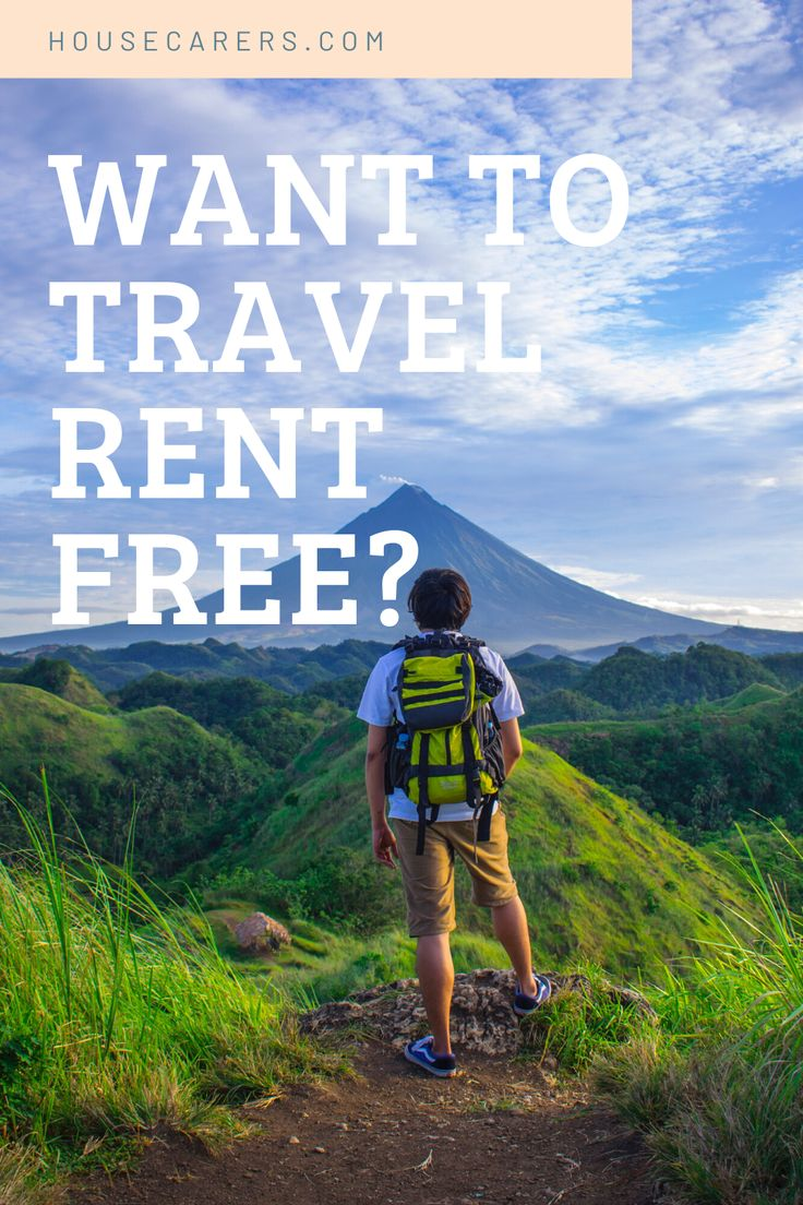 Travel Rentfree As A House Sitter Anywhere In The World