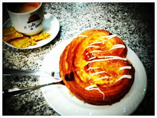Dulce desayuno...