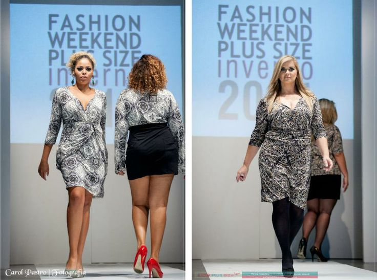 Models: Rita Carreira / Márcia Ornellas Fashion Weekend Plus Size / Winter 2014 Event Production: Renata Vaz Clothes: Aline Zattar http://www.alinezattar.com.br/ Preview: CWB Plus Size & Carol Pastro Photography