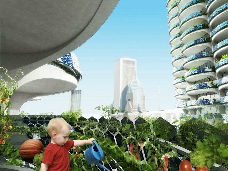 Woods Bagot Zero-E is a New Model for Sustainable Development ZERO-E Pilot Project – Inhabitat - Green Design, Innovation, Architecture, Green Building