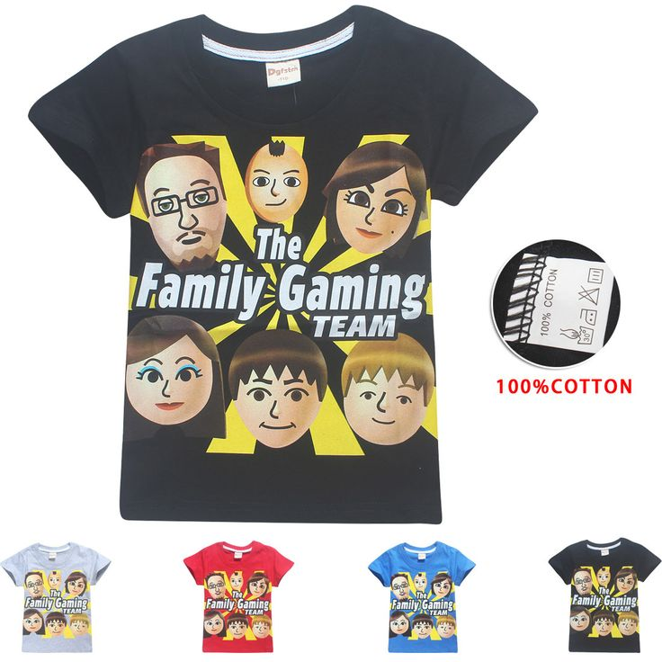 Z&Y 4-12Years bobo-choses-2018 roblox shirt fgteev the family game short sleeve boy t-shirts easter basket tee shirt fille 8364. Yesterday's price: US $6.95 (5.65 EUR). Today's price: US $6.95 (5.65 EUR). Discount: 13%.