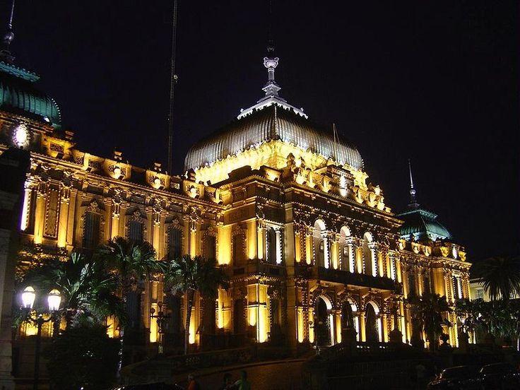 Tucuman govthouse - Argentina - Wikipedia, la enciclopedia libre