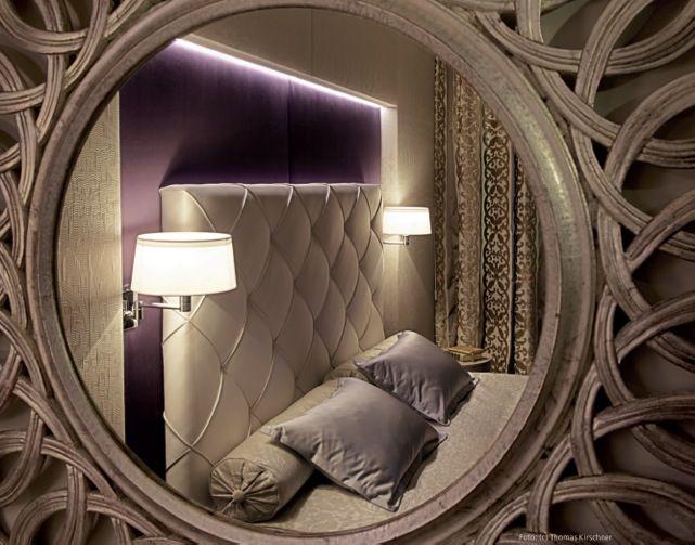 Treca Interiors Paris bed in Vienna