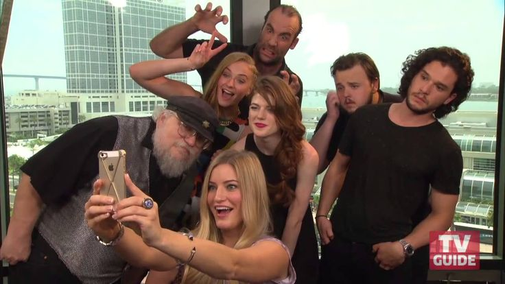 Game of Thrones cast addresses rumors about Jon Snow's father