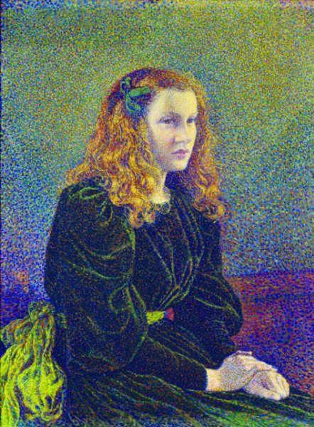 Theo van Rysselberghe (1862 – 1926, Belgian)