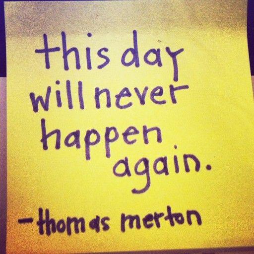 Sometimes glad, sometimes sad, but always true. sm thomas merton quote (The Cancer Chronicles) via lilblueboo.com