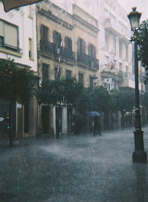 Be caught in the rain.....and not caring.....      -Priceless¡!