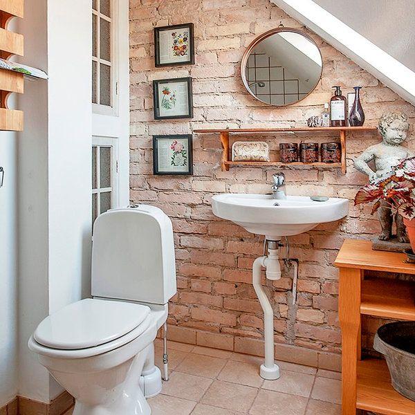 Las 25 mejores ideas sobre peque os cuartos de ba os for Decoracion cuartos de bano