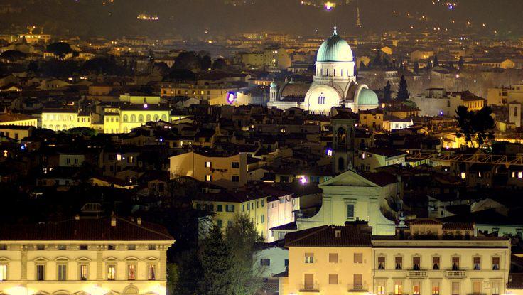 CITY IN THE NIGHT by iramashura 2014, FIRENZE, TOSCANA, ITALIA, 20/12