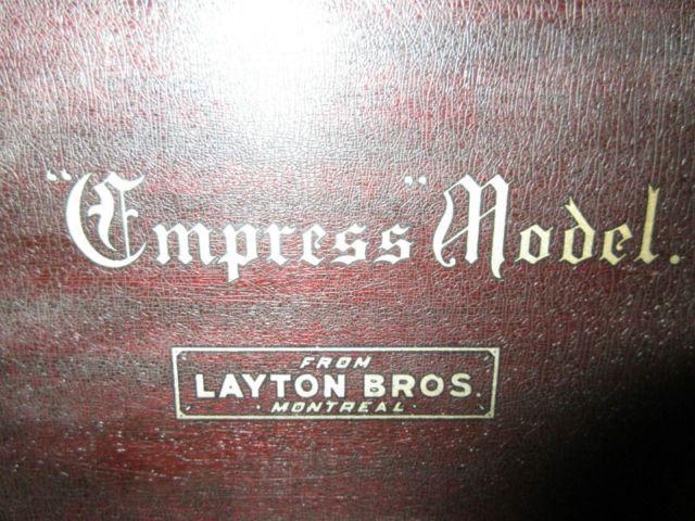 Empress from Layton