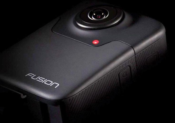 GoPro today announced the Fusion, a camera capable of capturing spherical video for use in VR and standard video formats through a software solution. The camera will be released this fall. GoPro has yet to name the price. If nothing else GoPro is becoming a camera 🎥 company again. #gopro #camera #photography #photo #360