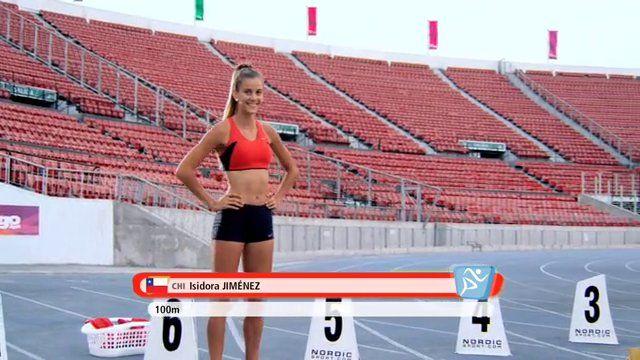 X Juegos Suramericanos: Atletismo
