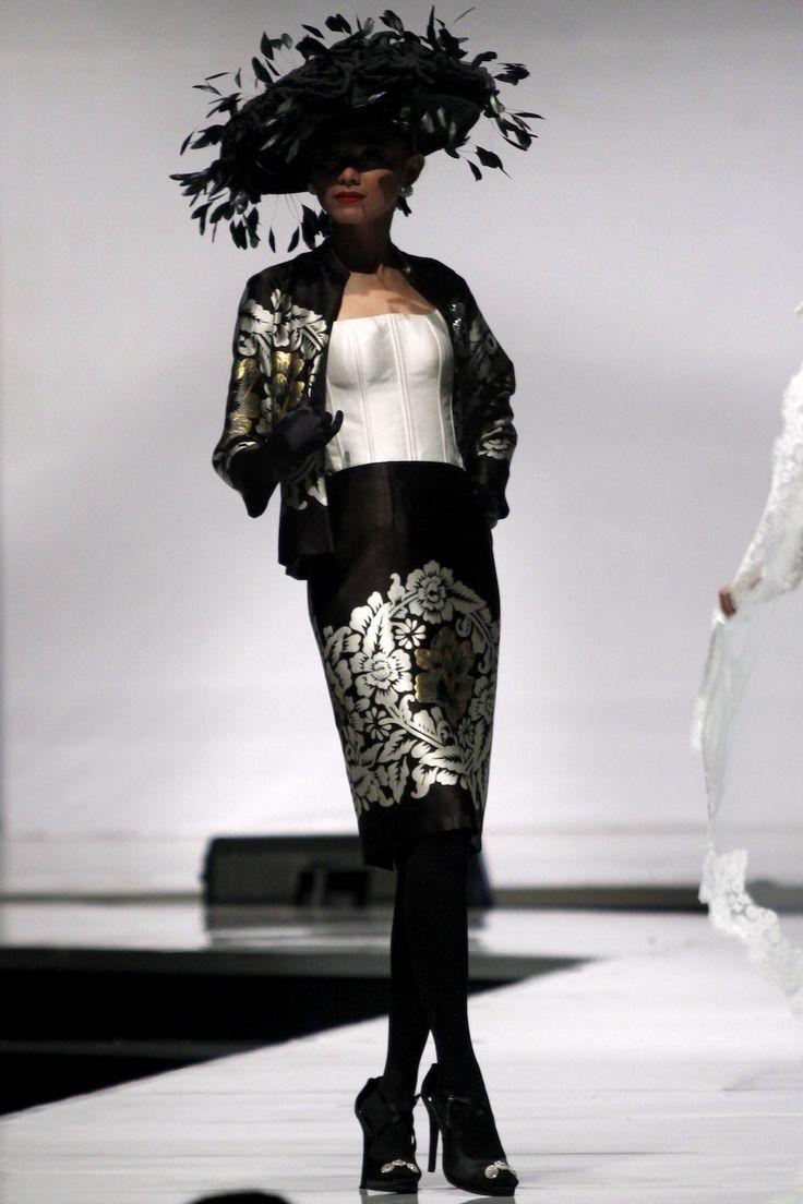 The Best Batik Dress Designers Indonesia
