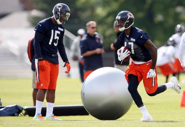 Chicago Bears Training Camp: Day Three Takeaways