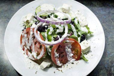 Hellenic Kouzina Greek Cafe has authentic fare