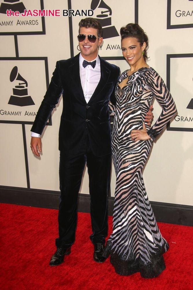 He, Got, Game: Robin Thicke Debuts New Song 'Get Her Back' To Paula Patton, On Billboard Awards- http://thejasminebrand.com/wp-content/uploads/2014/01/robin-thicke-wife-paula-patton-grammy-awards-2014-the-jasmine-brand.jpg- http://getmybuzzup.com/got-game-robin-thicke-debuts-new-song-get-back-paula-patton-billboard-awards/-  We hear, when a man is attempting to redeem himself, he'll pull out all of the stops. And as promised, Robin Thicke has used art, to assist r