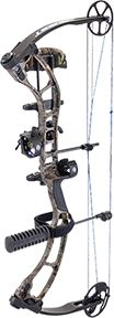 """G5 OUTDOORS LLC 17 Quest Storm Package Realtree Xtra Left Hand 23"""""""" 60#, EA"""