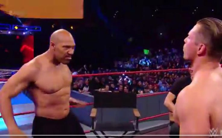 VIDEO: LaVar Ball appears on WWE Raw takes shirt off in ring