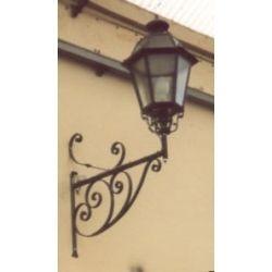 LAMPIONE LANTERNA Acciaio Inox Ferro Battuto . Realizzazioni Personalizzate . 295