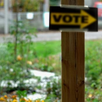 A number is never just a number: Voter turnout -- how low can we go?