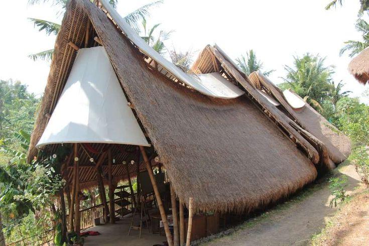 グリーン・スクール(Green School):バリ, インドネシアに関する旅のエピソード