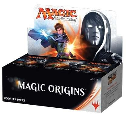 Collectible Trading Card Booster Packs - 2016 Origins Set Booster Box  MTG Magic the Gathering TCG Card Game  36 packs of 15 cards -- To view further for this item, visit the image link.