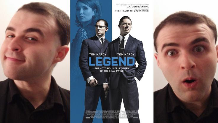 Legend Movie Review (It's like Tom Hardy Is 2 Different Actors!)