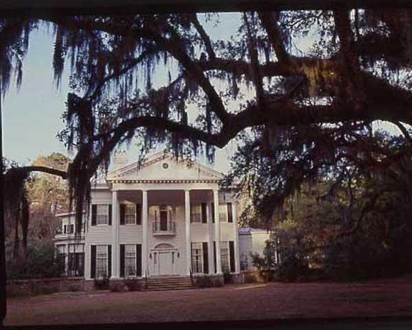 Myrtle Grove Plantation in Savannah, Georgia